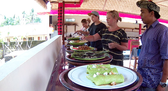 Balinese Home Cooking Class with Jeding Bali