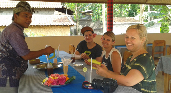Cooking Class in Bali with Jeding Bali