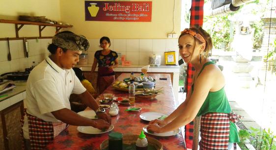 Jeding Bali Cooking Class