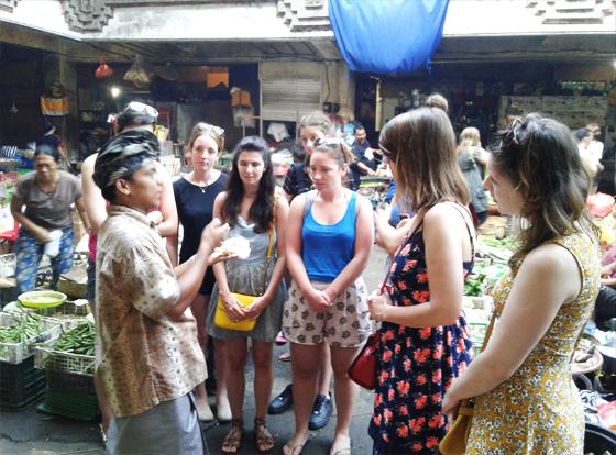 Exploring Ubud Traditional Market
